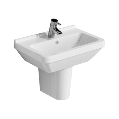S50 Compact Compact Basin, 55x37 cm