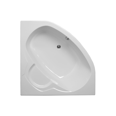 Optima 130x130 cm Corner Bathtub