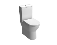 5349B003-0585 - S50  Close-Coupled WC Pan, 65cm, High  Universal Outlet (Short) without Bidet Pipe