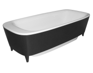 53500096000 - Water Jewels Free Standing Bathtub