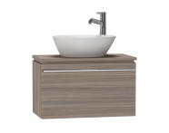53535 - System Fit Washbasin Unit 60 cm
