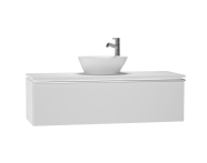 53577 - System Fit Washbasin Unit 120 cm (Middle)