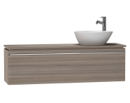 53599 - System Fit Washbasin Unit 120 cm (Right)