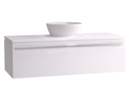 53689 - System Fit Washbasin Unit 120 cm (Middle)