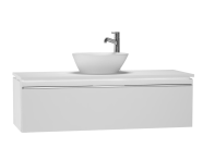 53693 - System Fit Washbasin Unit 120 cm (Middle)