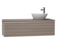 53707 - System Fit Washbasin Unit 120 cm (Right)