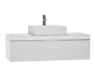 53805 - System Fit Washbasin Unit 120 cm (Middle)