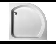 53950001000 - Harmony 80x80 cm Corner