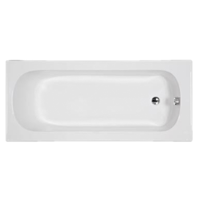 Optima 150x70 Cm Shallow Bathtub