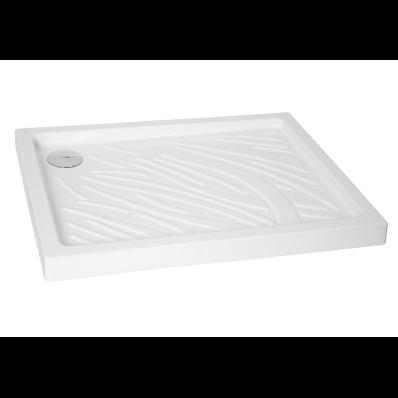 Arkitekt Rectangular Shower Tray, 80cm