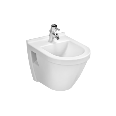 S50 Wall-Hung Bidet - Short