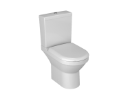 5424L003-0075 - S50 Compact  Close-Coupled WC Pan, 60cm  Universal Outlet, Kısa without Bidet Pipe