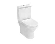 5427L003-7200 - S50 Compact Close-Coupled WC Pan, Fully Back-to-Wall