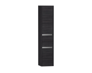 54721 - T4 Tall Unit (Drawer) (Right), Hacienda Black