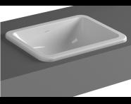 5473B095-0642 - S20 Counter Basin, 38 cm