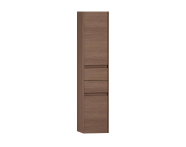 54779 - S50 + Tall Unit (Drawer) (Right), Dark Oak