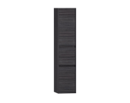 54780 - S50 + Tall Unit (Drawer) (Left), Hacienda Black