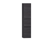 54781 - S50 + Tall Unit (Drawer) (Right), Hacienda Black