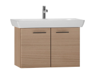 54785 - S20 Washbasin Unit 85 cm, Golden Cherry