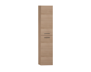 54798 - S20 Tall Unit (2 Doors) Left Golden Cherry
