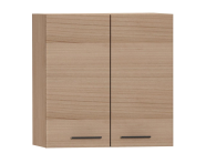 54804 - S20 Upper Cabinet, Golden Cherry