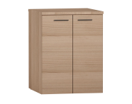 54806 - S20 Washing Machine Cabinet, Golden Cherry