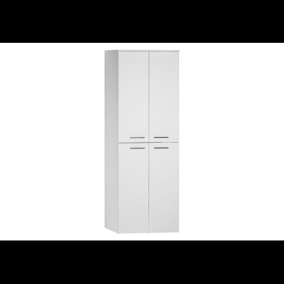S20 Washing Machine & Dryer Unit White High Gloss