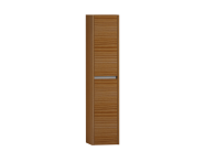54900 - T4 Tall Unit, 35 cm, with 2 doors, Hacienda Brown, right