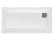 55000001000 - T70 140x70 cm Rectangular Flat