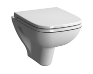 5505L003-0101 - S20 Wall-Hung WC Pan, 48 cm