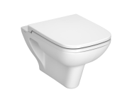 5506L003-0101 - S20 Wall-Hung WC Pan, 52cm
