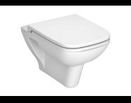 5506L003-0101 - S20 Wall-Hung WC Pan, 52cm