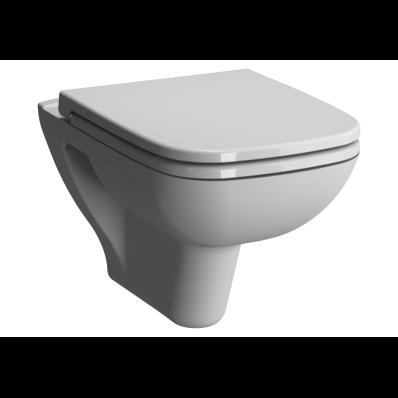 S20 Wall-Hung WC Pan, 52 cm