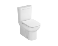 5512L003-0096 - S20 Back-To-Wall Close-Coupled WC Pan with Universal Outlet