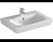 5522B095-0001 - S20 Vanity Basin, 65 cm