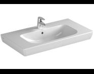 5523B095-0001 - S20 Vanity Basin, 85 cm