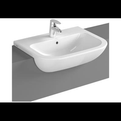 S20 Semi-Recessed Basin, 55 cm