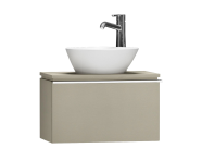 55654 - System Fit Washbasin Unit 60 cm