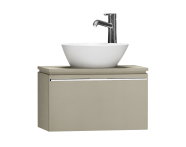 55656 - System Fit Washbasin Unit 60 cm