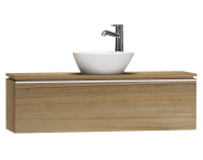 55677 - System Fit Washbasin Unit 120 cm (Middle)