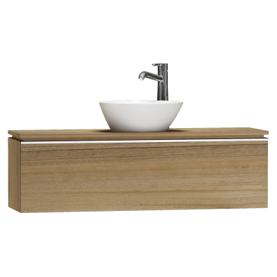 System Fit Washbasin Unit 120 cm (Middle)