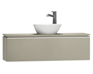55678 - System Fit Washbasin Unit 120 cm (Middle)