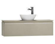 55680 - System Fit Washbasin Unit 120 cm (Middle)