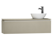 55686 - System Fit Washbasin Unit 120 cm (Right)