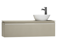 55688 - System Fit Washbasin Unit 120 cm (Right)