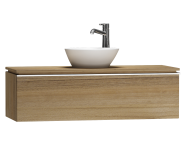 55733 - System Fit Washbasin Unit 120 cm (Middle)