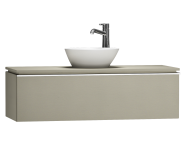 55734 - System Fit Washbasin Unit 120 cm (Middle)
