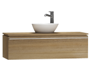 55735 - System Fit Washbasin Unit 120 cm (Middle)
