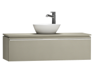 55736 - System Fit Washbasin Unit 120 cm (Middle)
