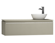 55744 - System Fit Washbasin Unit 120 cm (Right)